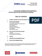 Welding Guidelines