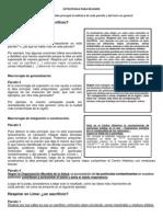 Estrategias Para Resumir-rutas 2013.