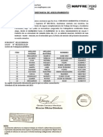 Poliza Salud Mafre Setiembre 2013