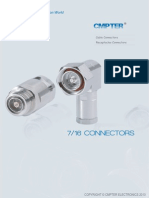 716 Connector Series