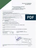 Certificado Registral Inmobiliario 2
