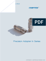 Precision Adapter in Series