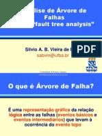 Aula 7 - FTA - Análise de Árvores de Falhas