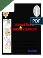 Actividad Eléctrica Muscular y Contracción.pps [Modo de Compatibilidad]