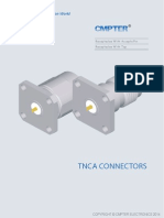 TNCA Connector Series