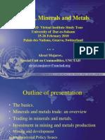 Mining Minerals Metals AMojorov