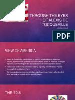 through the eyes of alexis de tocqueville
