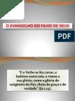 O Evangelho Do Filho de Deus