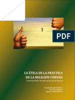 Ética y Moral en Ifá (1)