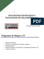 FT y Diagrama de Bloques