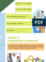 Metodología y Evaluación