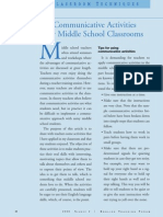 Communicative Activities for Middle School Classroom.pdf