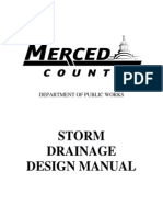 Storm Drainage Design Manual