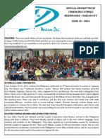 official newsletter of verbum dei quezon city no 10