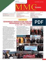 PMMC News Edisi Mei Juni 2014
