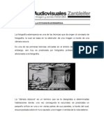 Apunte Introduccion a La Fotografia Estenopeica