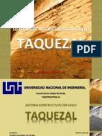 Sistemas Constructivos Con Suelo Taquezal, Yasmila, Francis, Walkiria 2m2-Ab