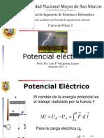 (Tema 4) Potencial Electrico