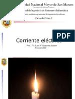 (Tema 6)Corriente Electrica