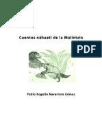 Antología Cuento Nahuatl