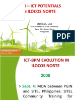 BPO-ICT Potentials Ilocos Norte