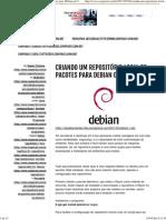 CooperaTI - Criando Um Repositório Local de Pacotes Para Debian Ou Ubuntu