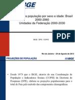 IBGE - Pop Brasileira