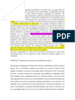 Trabajo Educacion Popular Freire