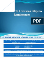 Overseas Filipino Remittance Ilocos Norte
