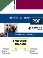 Rentas Del Trabajo 2013