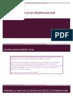 configuration dun tlphone en poe