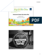 Vancouver Green City Action Plan