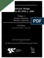 BS 5950 Design Guide