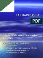 Farmacologia Sna2 a Locales