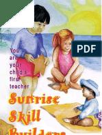 English Sunrise Skill Builder