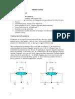Apuntes de Clase 3 Transistores