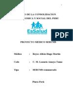 36849385 Proyecto Medico Serums Hugo Reyes