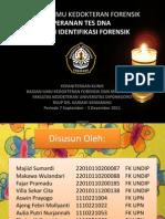184064857 Referat Analisa Dna Ilmu Kedokteran Forensik Ppt (1)