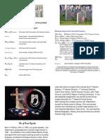 Memorial Day Program 2014
