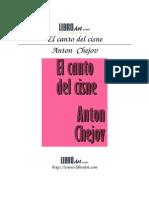Chejov Anton - El Canto Del Cisne [Doc]