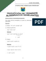 Multiplicacion Expresiones Algebraicas Ccesa1
