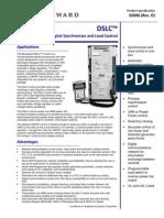 02006 DSLC Product Specs en ProdSpec