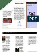 Ria Gymnastics Brochure