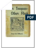 Other Tongues Other Flesh