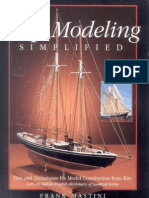 Ship Modeling Simplified