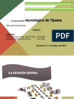 Manufactura Flexible Estacion Central
