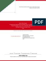 Competencias Profesionales Del Psicólogo Clínico- Un Análisis Preliminar