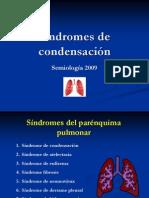 Sd. de Consolidacion - Semiologìa