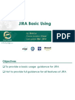 Jira Basic Using