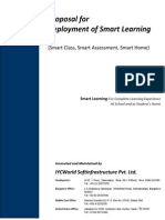 Smart Learning Proposal